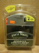 Uncle Mike's Advanced Concealment Pocket Holster #2 S&W M&P Glock 26, XD #871040