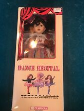 Horsman dance recital dolls 1996 (Holly from the Christmas play Gift Goes On)