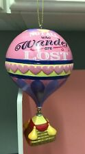 Not All Who Wander Are Lost Balloon Ornament