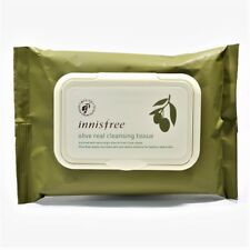 Innisfree Olive Real Cleansing Tissue, 30 sheets[ BEST BY 01/20 ]