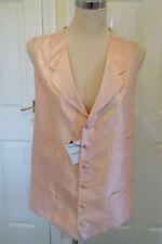 Button Long Big & Tall Waistcoats for Men