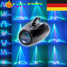 Laser Aktive Bühnenlicht Lichteffek Musik RGBW LED DJ Club Disco Party Show DE