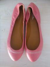 Ralph Lauren Polo pink ballet flats size 11 / 42