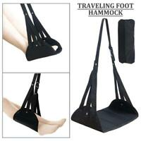 Foot Rest Travel Footrest Hammock Pads Carry Leg Pillow Pad for Airplane Train