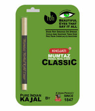 Khojati Mumtaz (Herbal Kohl Liner Classic) Pure Indian Kajal *US Seller*