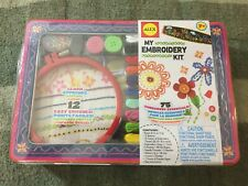 Alex My Embroidery Kit 75 Embroidery Essentials 7+