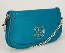 TORY BURCH Blue Chain Shoulder Strap Bag NWT $450