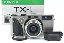 [EXC+++++ w/ HOOD] FUJI Fujifilm TX-1 45mm F/4 Rangefinder Film Camera JAPAN