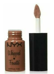 NYX WHIPPED LIP & CHEEK SOUFFLE - WLCS05 COCO BEAN CACAO FREE SHIPPING!