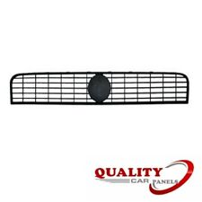Front Top Radiator Grille Black Between Headlights Fiat Grande Punto 2005-2011