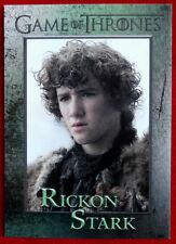 GAME OF THRONES - Season 6 - Card #70 - RICKON STARK - Rittenhouse 2017