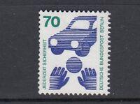 Berlin Rollenmarke Mi-Nr. 473 Ra mit Nummer **