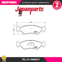 PA354AF-G Kit pastiglie freno a disco ant Ford-Mazda (JAPANPARTS)