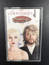 Original Album Cassette - Eurythmics - Revenge - RCA Label