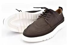 Tanggo Fashion Sneakers Men's Formal Leather Shoes TF-90 (brown)  SIZE 44