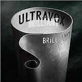 Ultravox - Brilliant (2012)  CD  NEW/SEALED  SPEEDYPOST