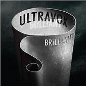 ULTRAVOX - BRILLIANT NEW CD