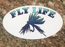 Fly Fishing Sticker - Aspen Colorado Frying Pan River Roaring Fork Aspen Trout