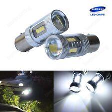 2x BAY15d P21/5W 1157 15W SAMSUNG LED Bulb Sidelight Tail Stop Brake Light Lamp