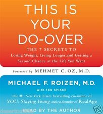 NEW! This is Your Do-Over by Michael F. Roizen [Audiobook]