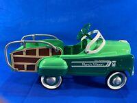 "NOS HALLMARK ""1958 MURRAY STATION WAGON"",KIDDIE CAR,PEDAL STYLE,DIECAST, NIB"