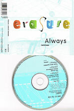 CD maxi – ERASURE-ALWAYS (Remixes) - 4 Track DISC 1994