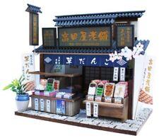 Billy Handmade Miniature Doll House Kit Shibamata Dango Shop 8831