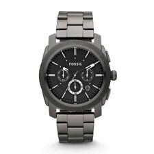 Relojes de pulsera Fossil acero inoxidable resistente al agua