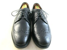 "Allen Edmonds ""MCGREGOR"" Oxfords 10.5 E  Black  (B9)"