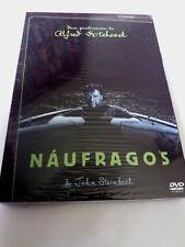 """DVD """"NAUFRAGOS"""""""" 2 DVD COMO NUEVO CINEMA RESERVE ALFRED HITCHCOCK"""
