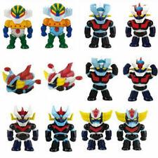Set completo 12 Figures Go Nagai Robot Mazinger Z Great Mazinger Goldrake Jeeg