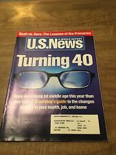US News & World Report Magazine March 20, 2000