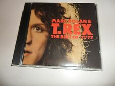 CD  Marc Bolan &  T. Rex  ‎– The Best Of '72-'77