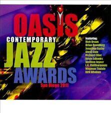 Audio CD 2011 Oasis Contemporary Jazz Awards - Various - Free Shipping