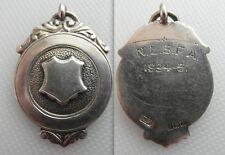 Nizza Collezionabile solido Argento Catena Orologio Fob / MEDAGLIA - 6.3 grammi-nlsfa 1934 / 5