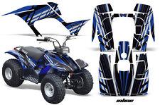Yamaha Breeze 125 Graphics Sticker Kit AMR Racing ATV Quad Decal 89-07 INLINE BU
