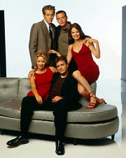 Two Guys and a Girl [Cast] (32711) 8x10 Photo