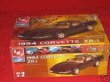 1:25 AMT Plastic Model Kit 1994 Corvette ZR1