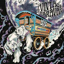The Vintage Caravan - Voyage CD 2014 psychedelic rock Iceland Nuclear Blast