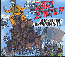 EARL ZINGER - SPEAKER STACK COMMANDMENTS - CD ( NUOVO SIGILLATO ) DIGIPACK