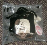 2003 - 2004 The Dog McDonalds Happy Meal Plush Toy - Pug #4