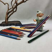 Eberhard Faber Mongol Vintage Colored Pencils Watercolor