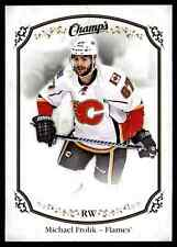 2015-16 Upper Deck Champ's Michael Frolik #31
