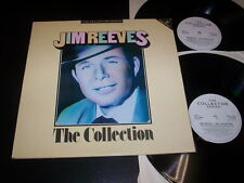 """JIM REEVES """"The Collection"""" 2LP CASTLE UK 1988 - GATEFOLD"""