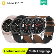 Huami AMAZFIT GTR Smartwatch BT5.0 47mm/42mm GPS 24Days Daily Use Smart Watch US