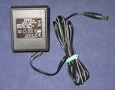 Caricabatterie Originale DVE DV-1250UP 12V 0.5A 5.5mm/2.1mm