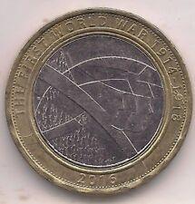 2016-£2 coin-THE FIRST WORLD WAR.