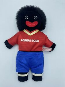 Vtg James Robertson & Co Golly Its Good Bean Doll Robertsons #9 Manchester