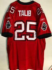 Reebok Authentic NFL Jersey Buccaneers Aqib Talib Red sz 56