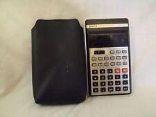 Botas Vintage 425 calculadora científica, década de 1970 Japón
